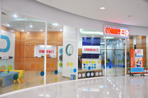 Gymboree Crescent Mall