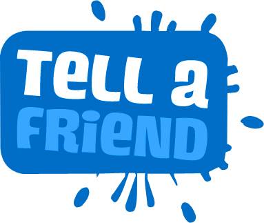 Tell friend
