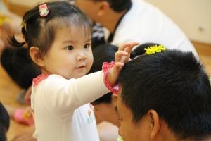 Cheerful Tet Holiday at Gymboree Vietnam
