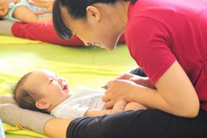 Play & Learn 1 (New born-6 months)