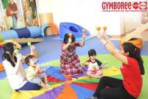 Lớp học thử Chương trình Giáo dục sớm Gymboree
