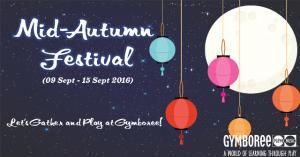 Lễ hội Trung Thu tại Gymboree – Gặp gỡ và vui chơi!