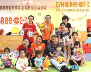 Gymboree Mid-Autumn Festival Week