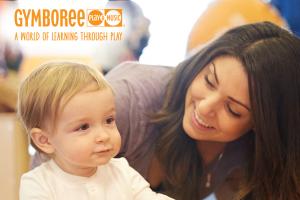 Bản tin Gymboree Tháng 10.2016 - Vai trò của ba mẹ trong quá trình phát triển của bé!