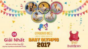 BABY OLYMPICS 2017