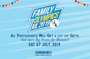 FAMILY OLYMPICS 2019