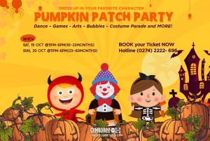 PUMPKIN PATCH PARTY 2019-BinhDuong