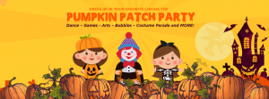PUMPKIN PATCH PARTY 2019 - Hanoi