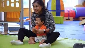 Play & Learn 3 (10~16 tháng) Kỹ năng giao tiếp
